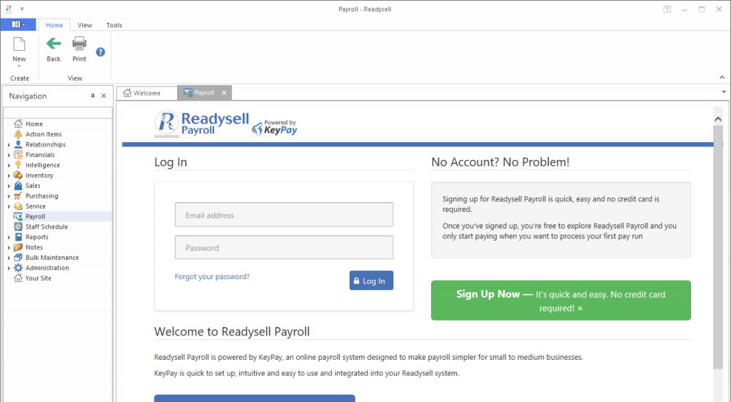 Readysell 8.30: Streamline your payroll process with Readysell Payroll