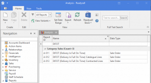 Readysell 8.35: Benchmark warehouse efficiency with improved DIFOT reports